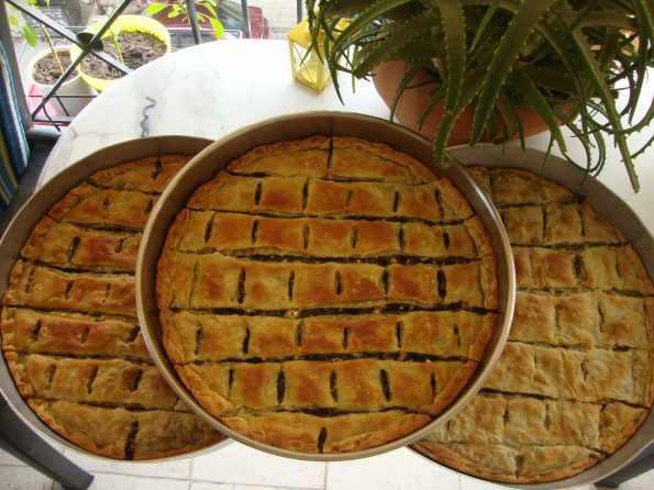 Εξυπνα  φύλλα για πίτες