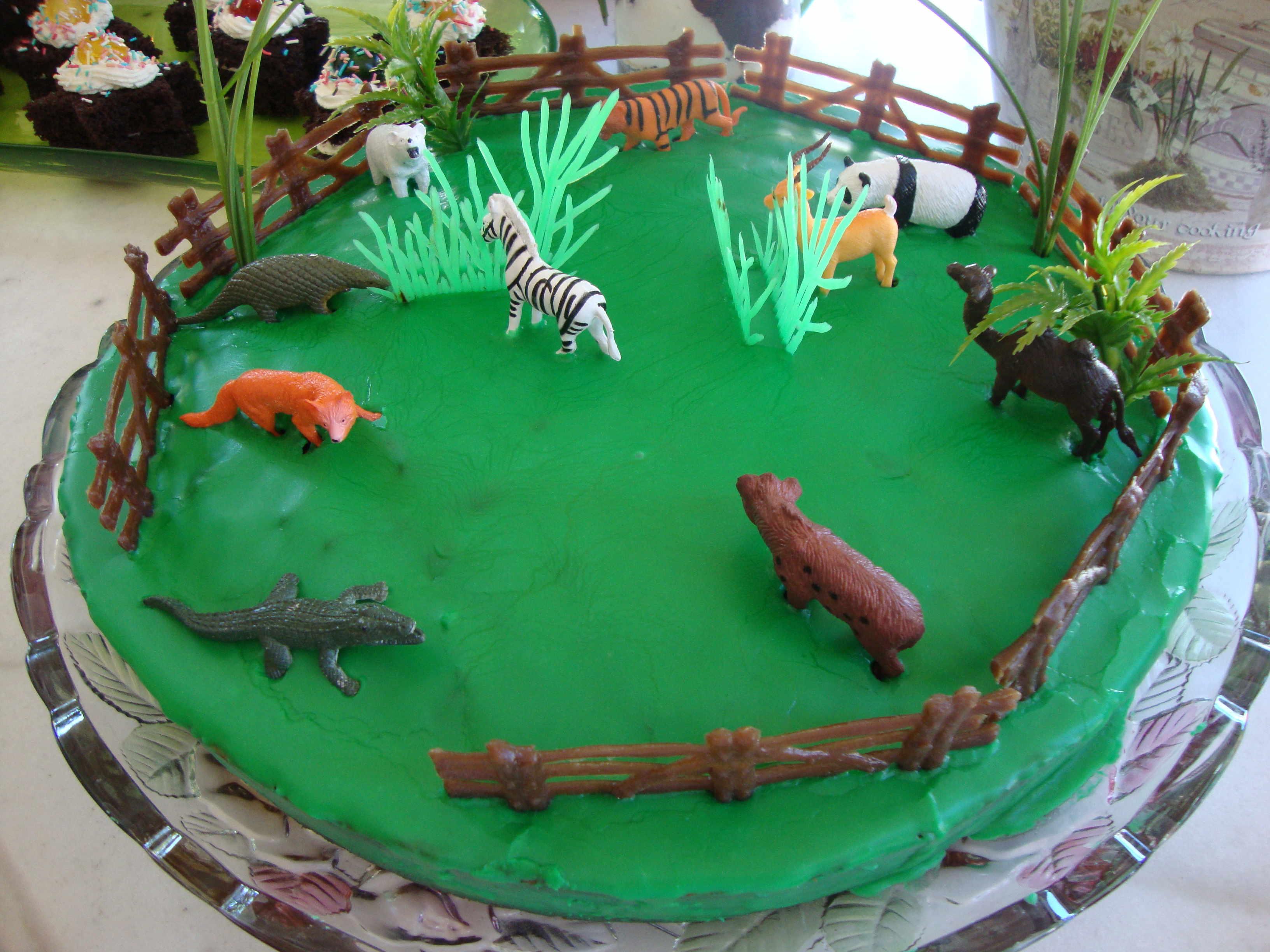 Κέικ αττικό πάρκο