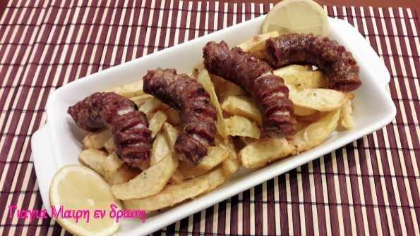 Τραγανές πατάτες