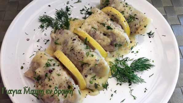 Λαχανοντολμάδες by Mairh