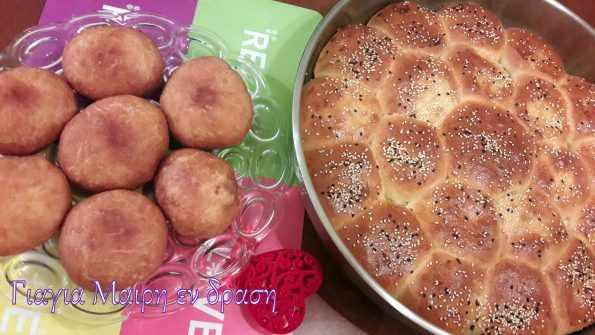 Πατατοπιτάκια στο τηγάνι και στον φούρνο